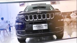 精英的你必须配综合能力最强的座驾——全新Jeep