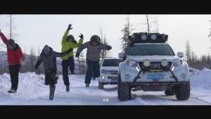 俄罗斯冰上丝绸之路(五) 跨越北极圈走进寒极村