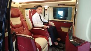 什么商务车才是好车?一起看看这台北京车展新款V级