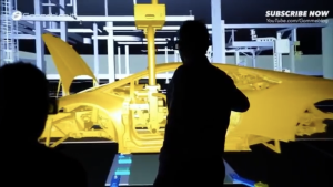 兰博基尼豪华SUV URUS是怎么设计和生产的?