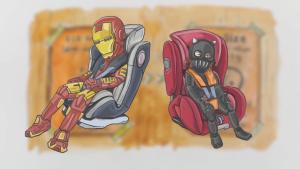 """""""抱着孩子乘车""""安全吗?儿童安全座椅有多重要?"""