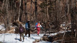 《生态守护者》S1E3:清猎套访村民,东北虎误入其家门