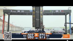 FAST4WARD直线竞速赛上海站奥迪rs3 vs 奥迪s6