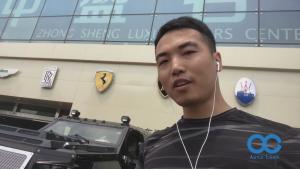 北京小伙去花乡淘车 陆地巡洋舰 奥迪RS6