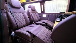 18款进口大众T6凯路威游艇版奢华商务车