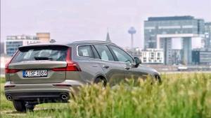 全新沃尔沃V60 时尚与灵动共存 高颜值旅行车的典范