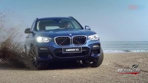 动感、豪华、创新  全新BMW X3再树同级标杆