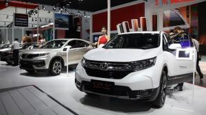 东风Honda携全系车型登陆沈阳车展