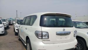 18款途乐Y62配置参数 进口SUV高端大气
