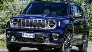 Jeep新款自由侠在都灵车展正式发布