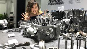 把全新牧马人2.0T发动机拆了!速解叫板EA888之自信