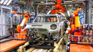 自动化程度相当了得 揭秘MINI在英国的牛津工厂