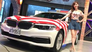 57梦想街:台湾高速公路警车BMW 520d亮相!特色在哪?