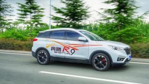 试驾一汽奔腾SENIA R9,颜值实力双优秀双料悍将!