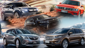 Benchmarker推荐榜丨最值得购买的合资中型SUV