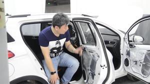宝骏310内饰拆解,看看廉价小车到底有多廉价!