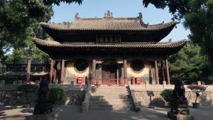 不到晋祠,枉来太原,自驾游中国最早的皇家园林