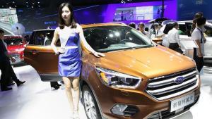 「百秒看车」福特翼虎  号称小锐界 售价官降销量惨淡