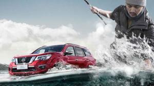 邦你试驾丨日系硬派SUV新选择 从此不再紧追丰田系