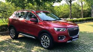 比哈弗H2小一号,8万元的SUV,H2s能不能选?
