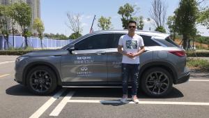 深度测评英菲尼迪QX50,最清新的豪华SUV!