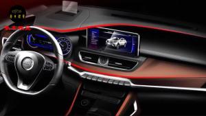 又一款酷似X6豪华车上市了,不是长安,但比长安酷