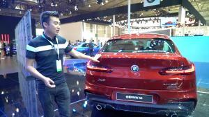 想把TA送给自己 旭子体验全新BMW X4