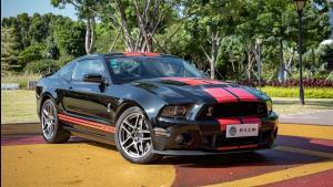 暴力野兽—Mustang Shelby GT500