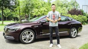 美系豪华中大型车仅售23万 用料不输BBA 配置高到发指