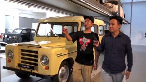 白鼠话汽车:逛斯柯达博物馆,看汽车工业发展史