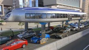 会走路的飞碟你见过吗?20年后的轨道巴铁