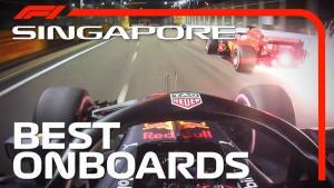 F1 | 2018 新加坡大奖赛车载视角精华