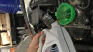 汽车刹车油更换的方法