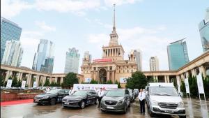 """这四款车,代表了""""上海制造"""""""