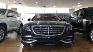 【2018款奔驰S级奔驰S560 4MATIC Coupe】报价_参数