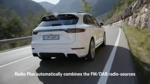 保时捷黑科技Porsche Connect