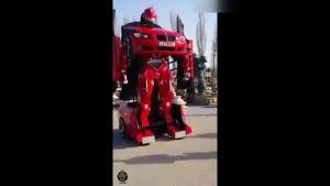 现实版变形金刚,宝马与机器人自由切换!太炫了