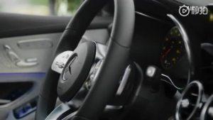 2020 中期改款梅赛德斯奔驰 GLC Coupe 内饰