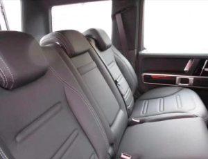19款奔驰G500最新报价 顶级强悍越野性能