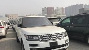 19款路虎揽胜行政3.0创世加长气派王子中国最好的SUV