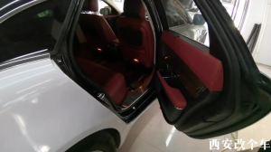 捷豹彰显个性的豪华轿车内饰改装