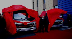 福田奥铃6S店开业盛典与奥铃新捷运产品发布会在长