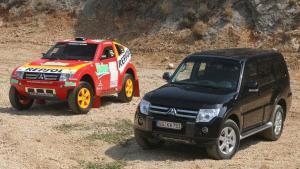 60万以内最值得购买的硬派SUV系列——帕杰罗