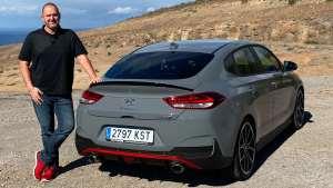 德国车评人评测韩系小钢炮-现代i30 Fastback N