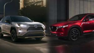 买现款CX-5还是等全新RAV4?丨每日新车频