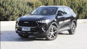 哈弗全新紧凑SUV,售价不到11万起,与H6有啥差别?
