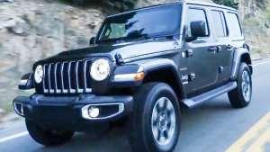 新款柴油版Jeep牧马人即将投产,搭3.0T V6涡轮增压发动机