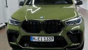 和M5同一款动力的2020款宝马X6M,达到你们的期望了吗?