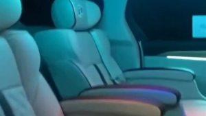gl8改装能睡觉的房车,合正水滴灯设计尽显档次