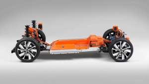Volvo XC40 Recharge动力电池
